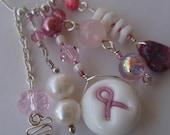 Breast Cancer Awareness Pendant
