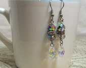 Sherry Earrings Sparkling Vintage Glamour