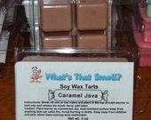 Caramel Java Soy Tarts