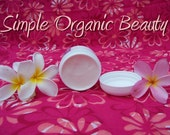 Skin Lover - 4 oz Organic / Vegan Face &  Body Moisturizer Fragrance Free (unscented) or You Choose Scent w/ African Shea Butter