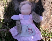9 Inch Plush Waldorf Doll
