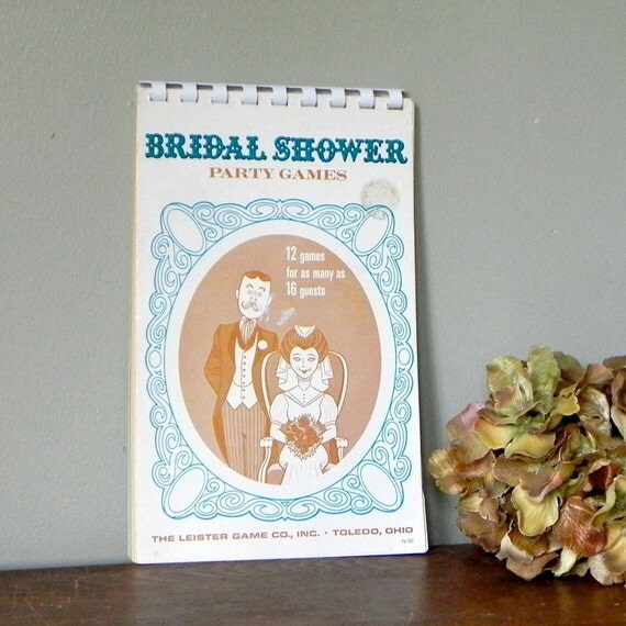 bridal shower party games book great gag gift or by With wedding shower gag gifts