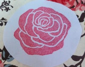 Custom order for MAKIE - 2 rubber stamps