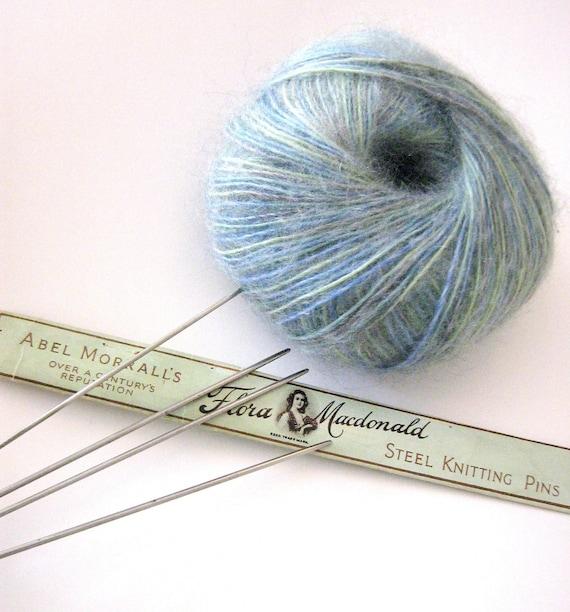 Vintage Knitting Needles : Vintage knitting needles flora macdonald