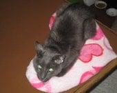 Petite Pink Heart Pillowbed