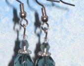 Gabriella Earrings - Blue