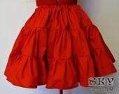 Loli's Petti in Red