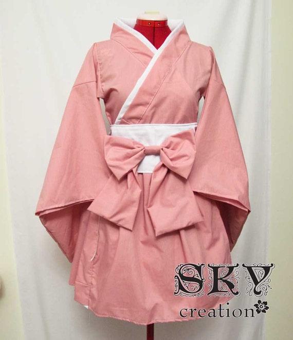 Custom Simple Waloli Kimono