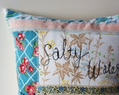 Pillow cover - Salty Water Tickling My Toes
