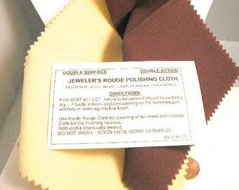 Wholesale Rouge Cloth Polishing