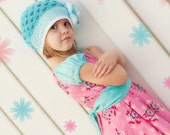 Girls Domestic Bliss Peasant Dress.....6-7-8