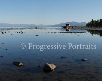 Lake Tahoe photographic print
