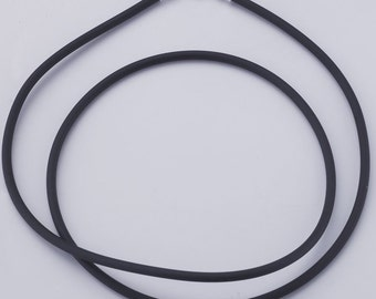 18 inch - 2 mm Rubber Cord - Free Shipping in the USA