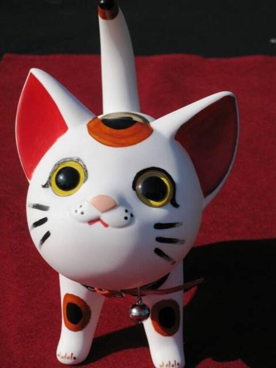 Fortune the Maneki Neko Catbank