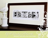 Guest Book Memory Frame Art (Wedding, Anniversary, Retirement)