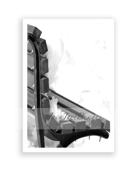 Letter L Alphabet Photography Individual 4x6 Black And White