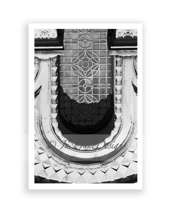 Letter u alphabet photography individual 4x6 black and white for Architectural letter photos
