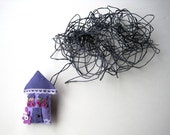 Brooch Lilac House