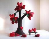 The Tree of Love - Felt Tree