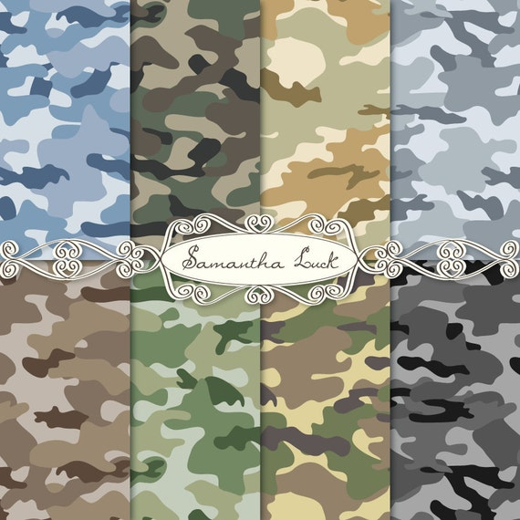Genius image pertaining to camo printable paper