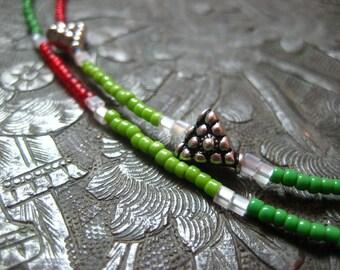 Palestine. Layering necklace.