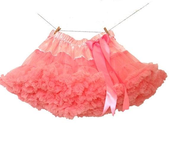 Sugar Pink Pettiskirt TUTU