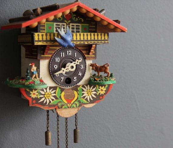 Mini German Cuckoo Clock