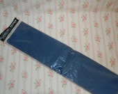 Navy Blue Crepe Paper
