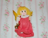 Vintage Angel Decoration