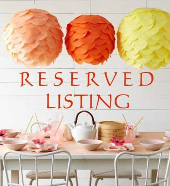 RESERVED listing for MIa D.