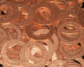 Copper Washers - 22 gauge