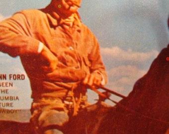 1970s Tops record Cowboy