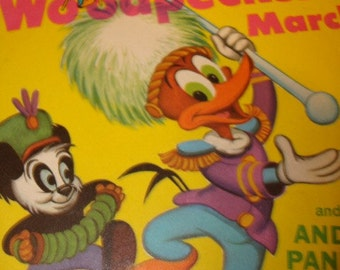 Woody Woodpecker March and Andy Panda Polka