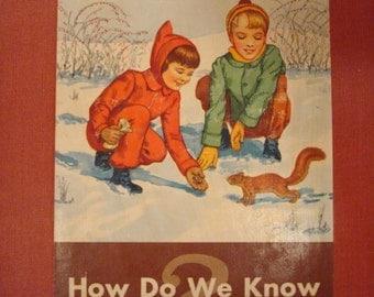 1952 How Do We Know