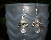 CRYSTAL ANGELS - EARRINGS            ------------ SALE---------- SALE ------- SALE-------