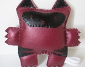 RESERVED custom listing mini kitty plushie