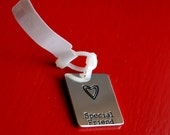 Custom Listing for arrachado Destash Stamped Charms Pendants