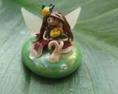 Bloempot Fairies - Marigold Fairy