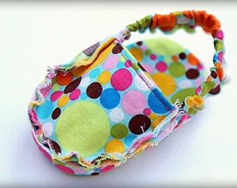 INSTANT DOWNLOAD Baby shoe sewing pattern PDF frayed loafer moccasin bootie slipper sandal tutorial easy boy girl diy shower gift epattern