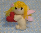 Rosy the Felt Fairy
