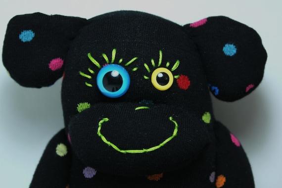 Sock Monkey ISA