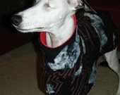 Elvis Elvis Elvis - whippet dog jacket