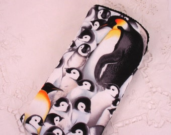 Emperor Penguin Eyeglass, iPod, Cell Phone and Gadget Holder