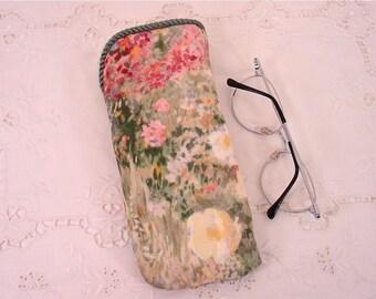 Monet Garden Eyeglass, iPod, Sunglass or gadget holder