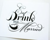 Wedding Signs & Sayings (Printable)