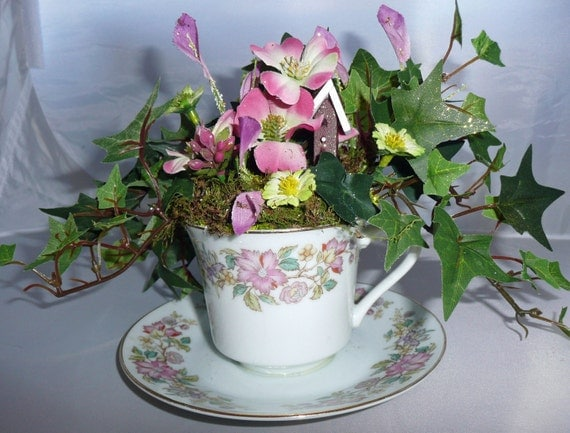 Custom made Musical Tea Cups just for you.