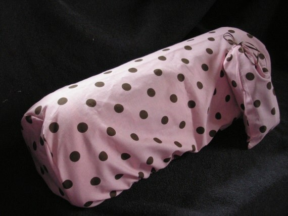 cricut expression dust cover and cord bag pink with brown. Black Bedroom Furniture Sets. Home Design Ideas