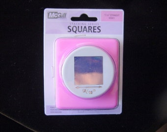 Square Paper Craft Punch 15/16 Inch
