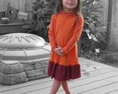 Recycled Tshirt Velma - size 18mo - 2T