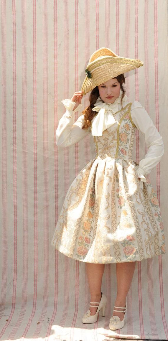 Dawn Brocade dress